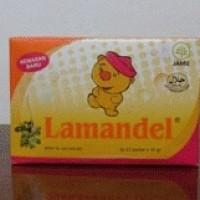 Lamandel Sachet (Herbal Alami Obat Amandel, Balita, Anak-anak, Dewasa)