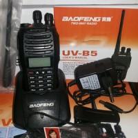 Jual HT BAOFENG UV-B5 Dualband 5 W FM RADIO BATTERY Li-ion 2000 mAh Murah