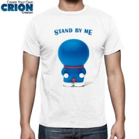 Doraemon Stand by Me Unisex T-Shirt ( Premium Cotton Combed 24 S )