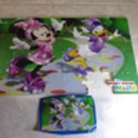 30x20cm Disney Minnie & Dessie Jigsaw Puzzle 24pc (-1pc)