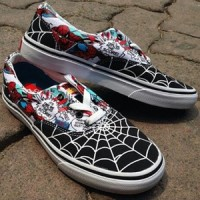 Vans Spiderman