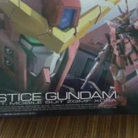 gundam justice RG
