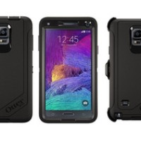 Otterbox Defender for Samsung Galaxy Note 4 - Black