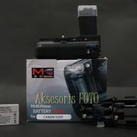Battery Grip BG-E8 untuk Canon 550D/600D/650D/700D