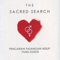 harga The Sacred Search - Terjemahan (gary Thomas) Tokopedia.com