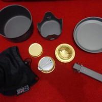 Kompor Alocs Set Mini Cockware