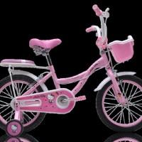 Sepeda Anak HELLO KITTY 16
