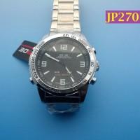 JP270 - Jam Tangan WEIDE WH-1009 Quartz Full Steel Multifungsi Waterpr