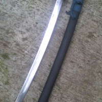 harga Pedang Samurai Nipponto / Katana Black Green Tokopedia.com