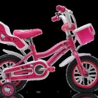 Sepeda Anak HELLO KITTY 12