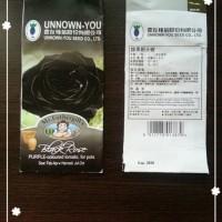 Benih Black Rose / Bibit Mawar Hitam / Bibit Black Rose