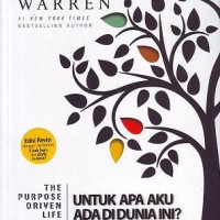The Purpose Driven Life - Edisi Revisi (Rick Warren)
