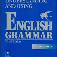 Understanding and Using English Grammar with Answer Key, 3rd Edition