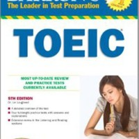 Barrons TOEIC 5th Edition with Answer and CD