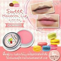 Sweet Lip Macaron by Little baby - pemerah pelembab bibir