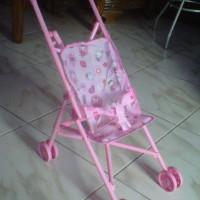 Mainan Stroller Boneka Bayi