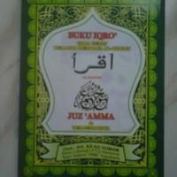 Buku IQRO dan JUZ' AMMA