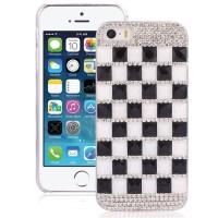 casing iphone 5 luxury diamond BW