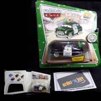 Cars diecast Sheriff Story Tellers