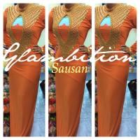 KAFTAN ABAYA SAUSAN DRESS COUTURE