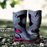 sepatu ap boots moto 3 new design