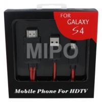 Kabel USB Micro to HDMI MHL for Galaxy S4/S3/Note3/Note2
