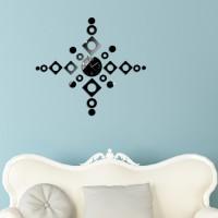 DIY Wall Clock Geometric
