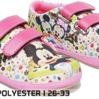Sepatu Anak Gambat Micky Mouse / Sepatu Casual Anak BDA 756