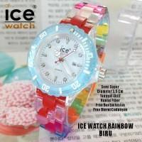ICE WATCH RAINBOW BIRU
