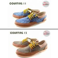 Sepatu Redknot Counting Denim