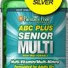 ABC Plus Senior Multivitamin & Mineral - Puritan's Pride|120 Kaplet