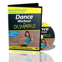 DVD Senam Dance Workout for Dummies-Senam Aerobik Untuk Pemula