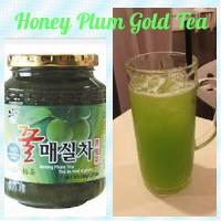 Korean Honey Plum Gold Tea 1kg (Teh Plum Madu Asli Korea HALAL)