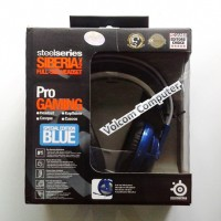 SteelSeries Siberia V2 Blue Gaming Headset