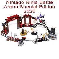 Toys LEGO Ninjago Ninja Battle Arena Special Edition 2520