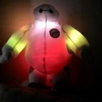 BONEKA LAMPU BIG HERO
