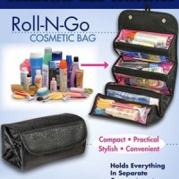 Roll N Go Foldable Cosmetic Shop