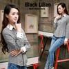 black lilian