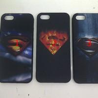 Hardcase Motif Superman For Iphone 4/4s