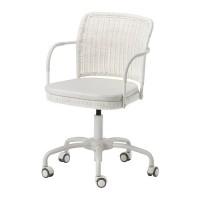 Gregor Swivel Chair White