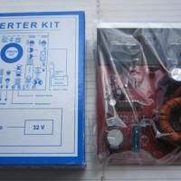 Inverter MOBIL 12V DC to 32V CT 32V DC Step Up converter tegangan dc