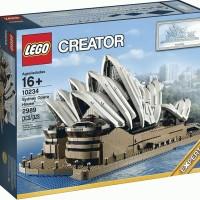 Toys LEGO Exclusive Creator Sydney Opera House 10234