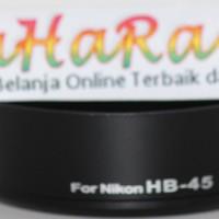 Lens Hood HB-45 for NIKON Lenshood