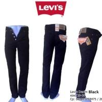 Jeans Levi's Denim Black