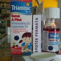 TRIAMINIC BATUK & PILEK syrup 60 ml (rasa berry)