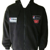 hoodie JEEP RACING TEAM WARN
