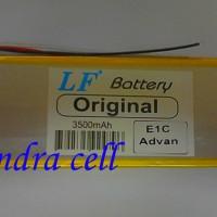 Baterai battery tablet advan E1C E1-C 3500 MAH original