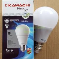 Metaled Kawachi 7w ML 704 - Area Pencahayaan lebih Luas - Bergaransi