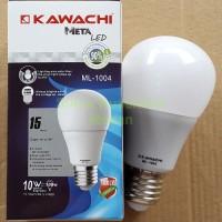 Metaled Kawachi 10w ML 1004 - Area Pencahayaan lebih Luas - Bergaransi