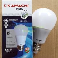 Metaled Kawachi 5w ML 504 - Area Pencahayaan lebih Luas - Bergaransi